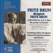 Fritz Brun Dirigiert Fritz Brun Songs