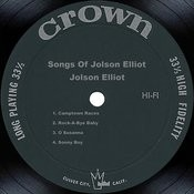 Songs Of Jolson Elliot Songs