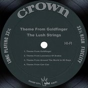 Theme From Goldfinger Songs
