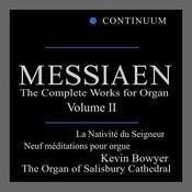 Messiaen: La Nativite Du Seigneur Songs