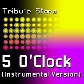 T-Pain Feat. Wiz Khalifa & Lily Allen - 5 O'clock (Instrumental Version) Songs