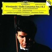 Wieniawski: Violin Concertos Nos.1 & 2 Songs