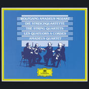 Mozart: The String Quartets (6 Cd's) Songs