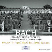J.S. Bach: Orchestral Suite No.2 In B Minor, BWV 1067 - 6. Menuet Song