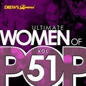 Ultimate Women Of Pop, Vol. 51 Songs