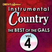 Instrumental Country: The Best Of The Gals, Vol. 4 Songs