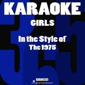 Girls (In The Style Of The 1975) [Karaoke Version] - Single Songs
