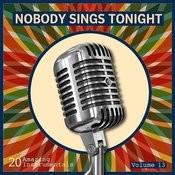Nobody Sings Tonight: Great Instrumentals Vol. 13 Songs