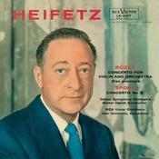 Rosza: Violin Concerto, Op. 24, Spohr: Violin Concerto No. 8, Op. 47 In A Minor, Tchaikovsky: Srnade Mlancolique, Op. 26 Songs