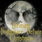 Ultimate Nightmare Before Christmas Songs