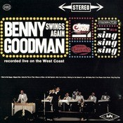 Benny Goodman Swings Again Songs