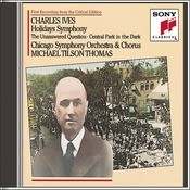 Ives: Holidays Symphony Songs