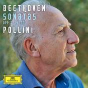 Beethoven: Sonatas Opp.7, 14 & 22 Songs