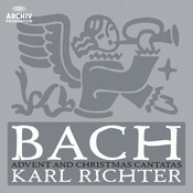 Bach: Advent And Christmas Cantatas Songs