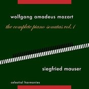 Wolfgang Amadeus Mozart: The Complete Piano Sonatas Vol. 1 Songs