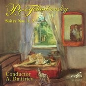 Tchaikovsky: Suits Nos. 1, 2 Songs