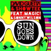 Sun Goes Down (feat. MAGIC! & Sonny Wilson) (Remixes EP) Songs