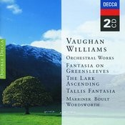 Vaughan Williams: Orchestral Works (2 Cds) Songs