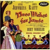Three Wishes For Jamie: Original Broadway Cast Recording Songs