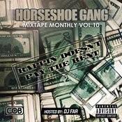 Mixtape Monthly, Vol. 10 Songs