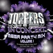 Toppers MegaPartyMix Vol. 1 Songs