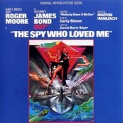 The Spy Who Loved Me (Soundtrack) Songs