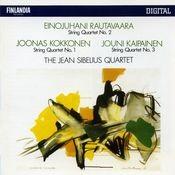 Rautavaara / Kokkonen / Kaipainen : String Quartets Songs