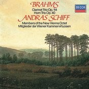 Brahms: Clarinet Trio; Horn Trio Songs