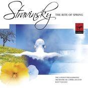 Stravinsky: The Rite of Spring etc. Songs