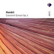 Handel : 6 Concerti grossi Op.3 (-  Apex) Songs
