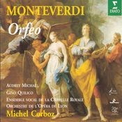 Monteverdi : Orfeo Songs