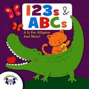 Twin Sisters: 123s & Abcs - A Is For Alligator And More! Songs