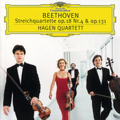 Beethoven: String Quartets No.4 Op.18 & No.14 Op.131 Songs