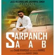 Sarpanch Saab Song