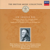 Bax: Orchestral Works Songs