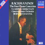Rachmaninov Piano Concertos Nos 1 4 Songs
