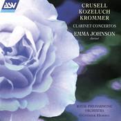 Crusell, Kozeluch, Krommer: Clarinet Concertos Songs