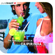 Pure Brazil Ii Caipirinha Cd Duplo Songs