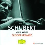Schubert Violin Works Songs