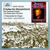 Purcell The Harpsichord Suites 2 Voluntaries Songs