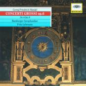 Handel: Concerti grossi, Op.6 Nos. 6-9 Songs