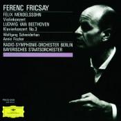 Mendelssohn: Violin Concerto Op.64 / Beethoven: Piano Concerto No.3, Op.37 Songs