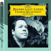 Brahms Liszt Lieder Songs