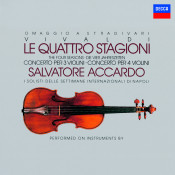 Vivaldi The Four Seasons Concertos For 3 Songs