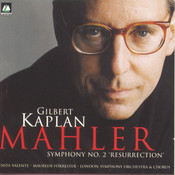 Mahler: Symphony No. 2 Resurrection Songs