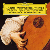 Bach, J.S.: Works For Lute Songs