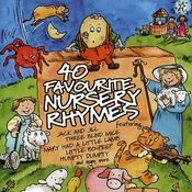 40 Favourite Nursery Rhymes Songs