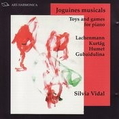 Joguines Musicals - Toys And Games For Piano Songs