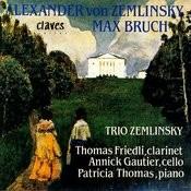 Alexander von Zemlinksy / Max Bruch: Chamber Music Songs
