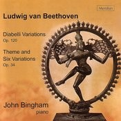 Beethoven: Diabelli Variations/Theme & Six Variations Songs